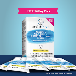 Multiforce #review & #Giveaway - Two Winners!