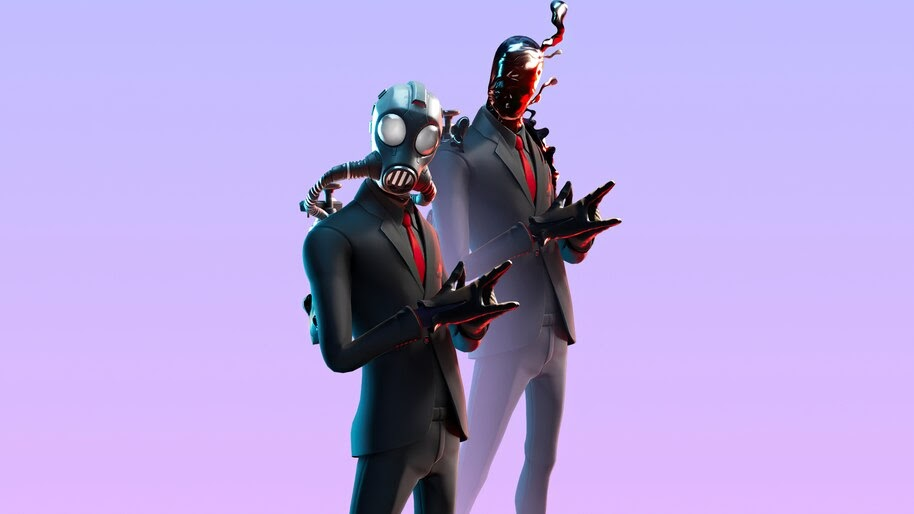 Fortnite, Chaos Agent, Skin, Outfit, 4K, #5.1935