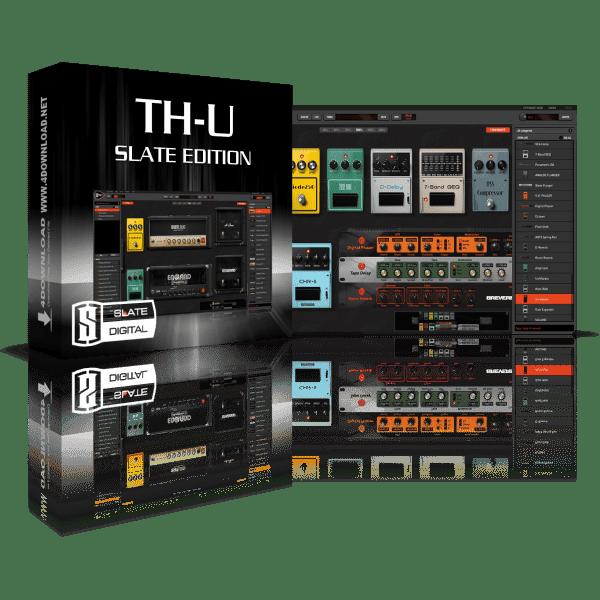 Overloud TH-U Slate Edition v1.3.0 Full version