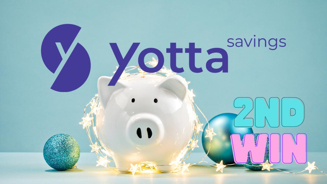 Image of Yotta Savings Account - 2nd Win! Dividendhack.com