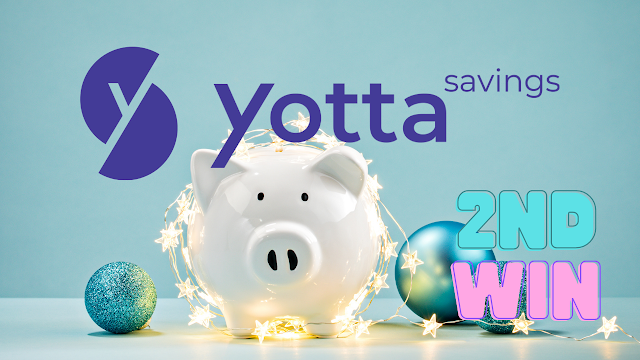 My Second Yotta Savings Win! | DividendHack.com