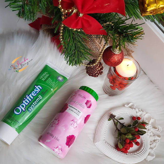 Oriflame ürünleri