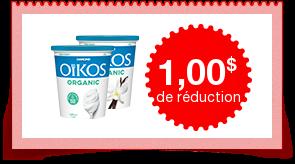 Coupon Oikos Organic