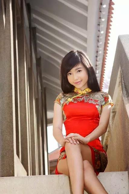 Vietnamese Hot Model - Tran Nhung - Im a Big Big Girl