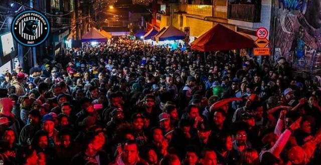 100% Favela | A festa de quebrada mais tradicional da zona sul de SP
