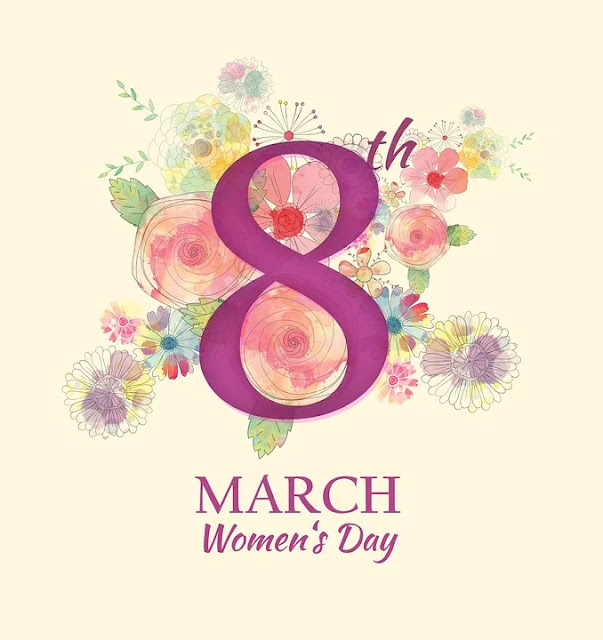 international women's day quotation