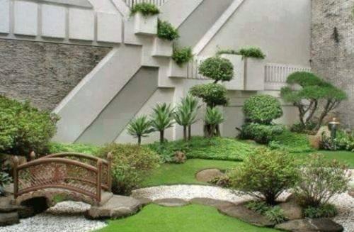 Membuat Taman Indah Untuk Rumah Ukuran Minimalis