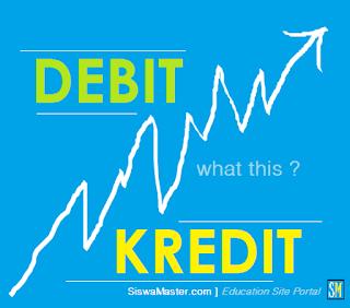 Pengertian Debit dan Kredit Tabungan