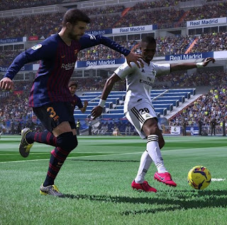 PES 2019 New Gameplay Patch by BlackSunIT