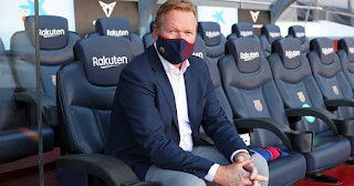 Barcelona boss 'Sergeant Koeman' Has made four noticeable change in training routine