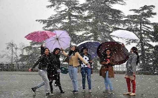 हिमाचल में एक बार फिर बिगड़ेगा मौसम का मिजाज- 2 दिन बारिश-बर्फबारी