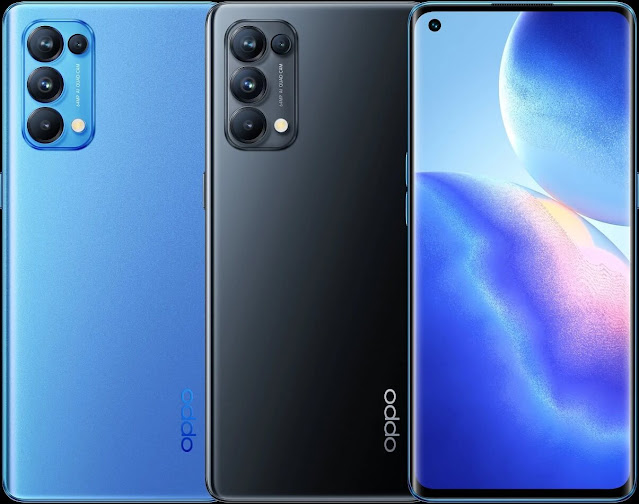 Oppo Reno5 Pro Launched With 6.55inch FullHD+ Display, 64MP Camera, 8GB RAM, 5G & More