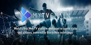 MYTVCHAIN سجِّل نموًا لأول منصة تلفاز بلوكشين ويب المخصصة للأندية الرياضية.