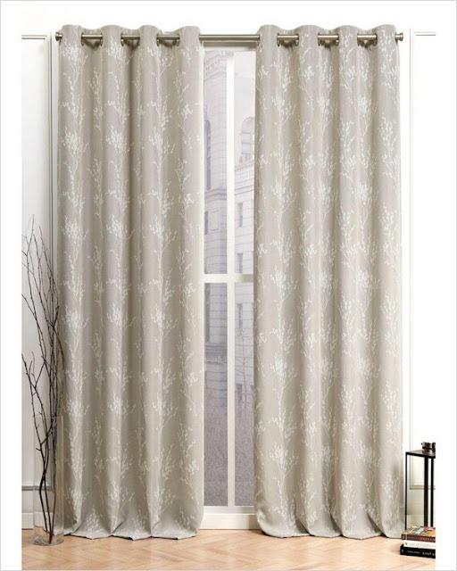 best linen blackout curtains grommet 108