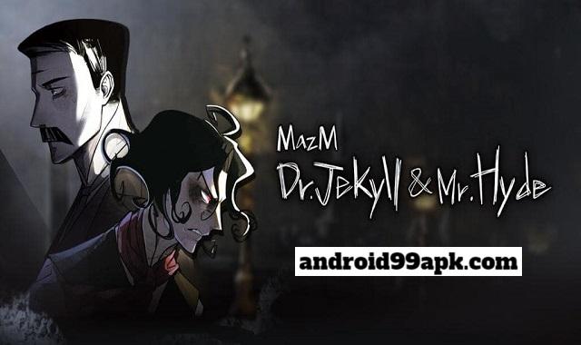 لعبة MazM: Jekyll and Hyde v2.7.0 مهكرة كاملة (بحجم 195 MB) للأندرويد