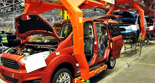 Ford and Volkswagen has used since prefer Turkey will invest 800 million euros in Kocaeli