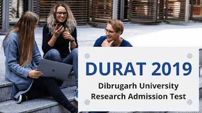 DURAT Application form 2019 has released on 13th June 2019.