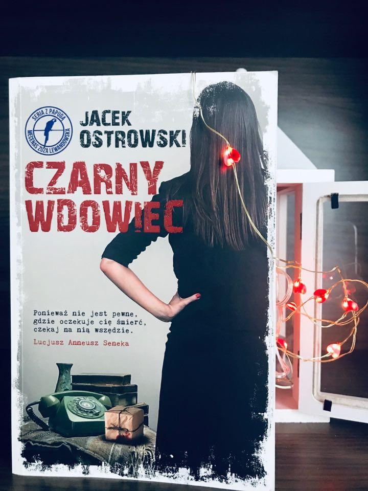 Jacek Ostrowski - Czarny wdowiec