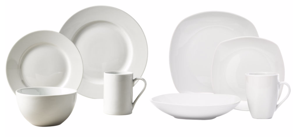 JC Penney: $20 + Free Ship (Reg. $50) Tabletops Unlimited 16-pc ...