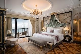 Chụp hình quảng cáo Vinpearl Hạ Long Bay Resort