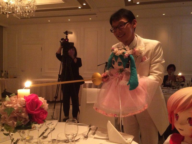 Akihiko Kondo, Hatsune Miku