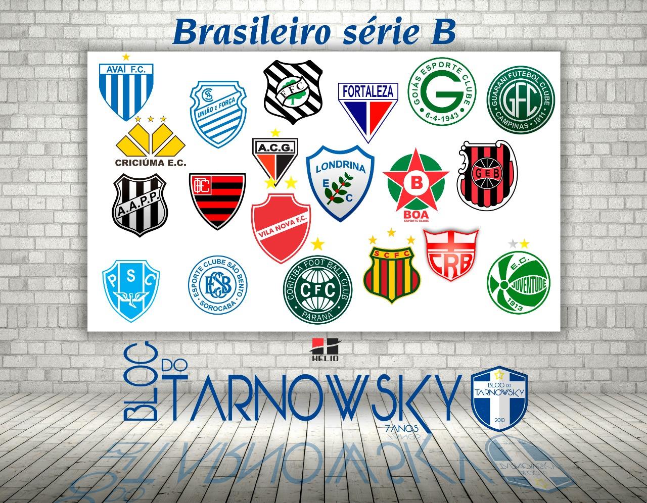 Andre Tarnowsky Brasileiro Serie B 2018 1ª Rodada Jogos De Hoje