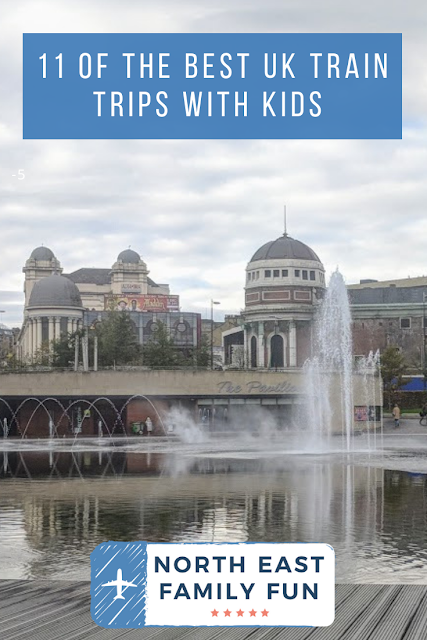 11 of the Best Train Trips from Newcastle with Kids