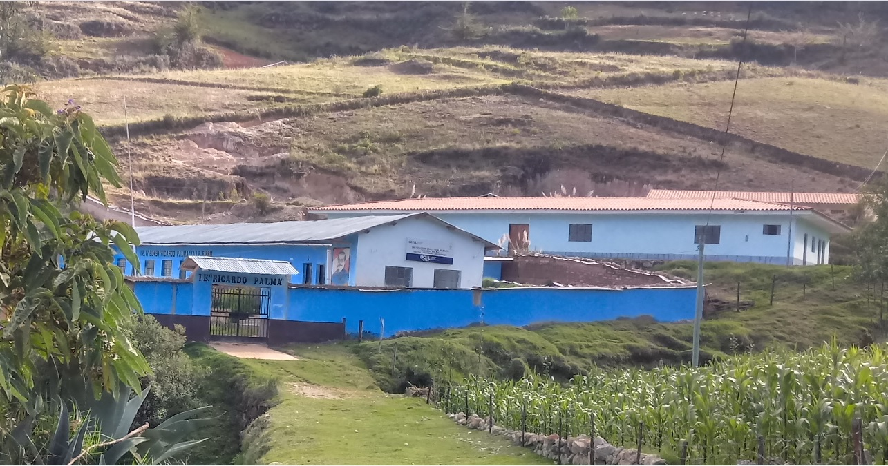 Escuela 80491 RICARDO PALMA - Pacobamba