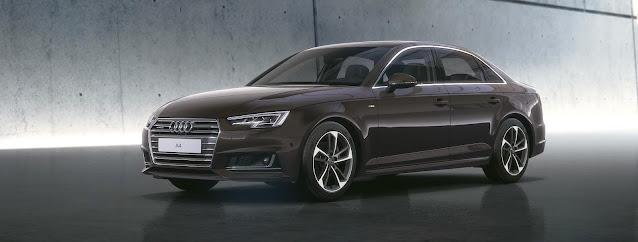 Coche deportivo Audi A4