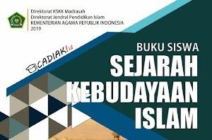 Buku SKI (Sejarah Kebudayaan Islam) Kelas 6 Mi Kurikulum 2013 Revisi 2019
