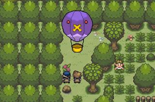Pokemon Crono para GBA Globo Giovanni Team Rocket