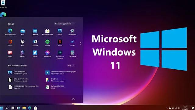 Aperçu sur les nouvelles fonctionnalités Windows 11, qui arrivera plus tard cette année.