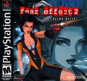 Baixar Fear Effect 2: Retro Helix (2001) PS1 Torrent