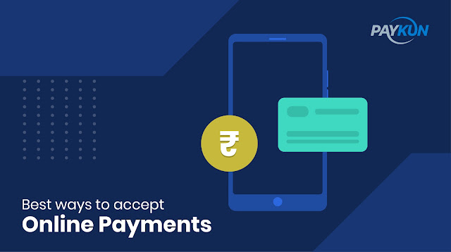 How to receive online payments in India?