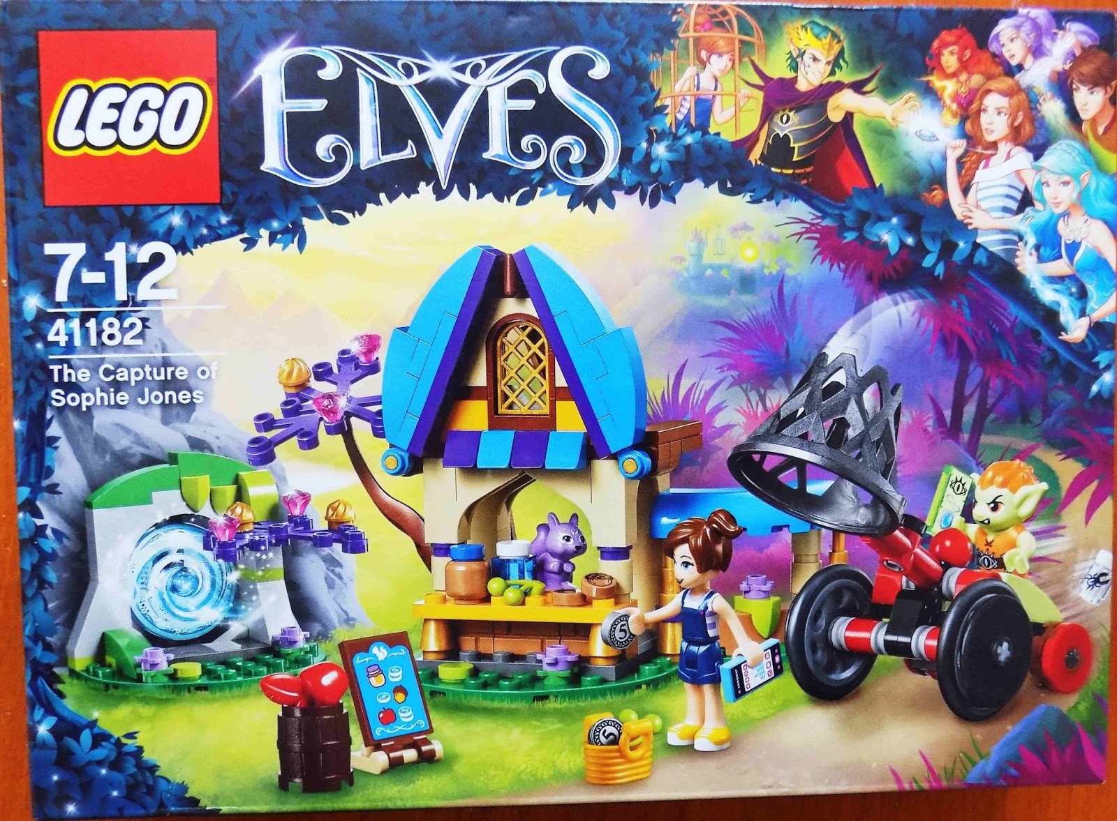 Lego Elves - The Capture of Sophie Jones (review) | Madhouse