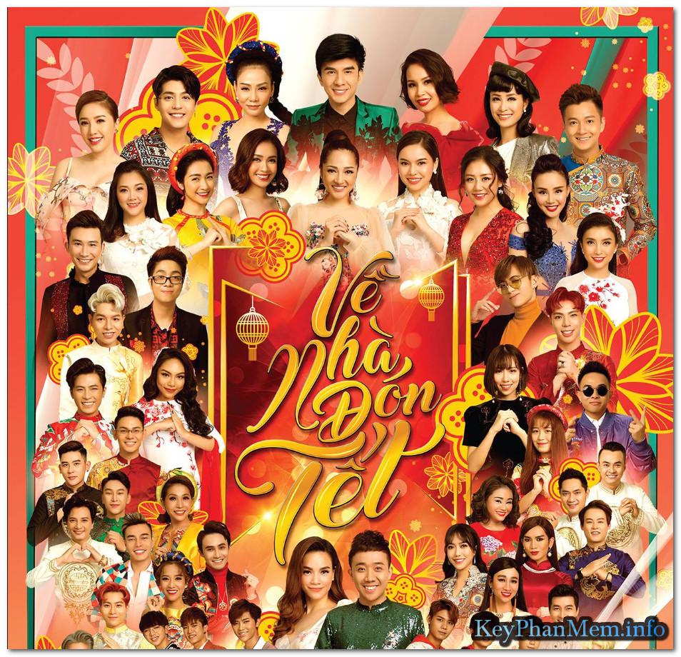 Gala Nhạc Việt 11 - Về Nhà Đón Tết - Mừng Xuân Mậu Tuất 2018