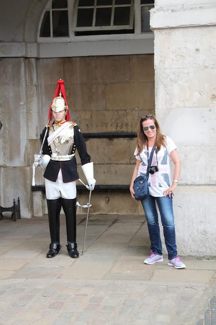 Horse-Guard-Parade, londres