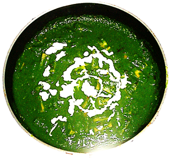 Spinach Paneer Soup Recipe
