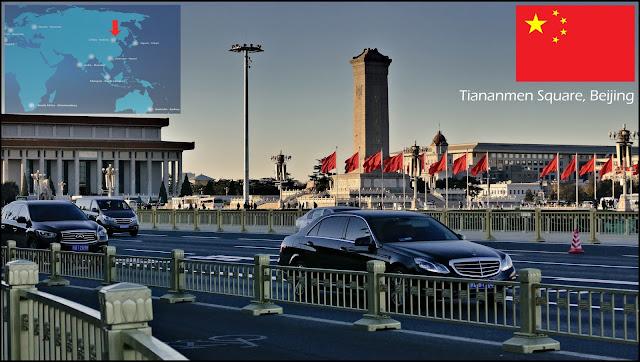 Tiananmen Square, China