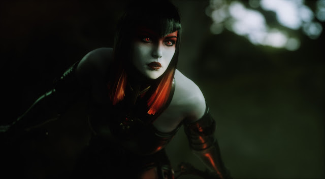 Countess hero paragon