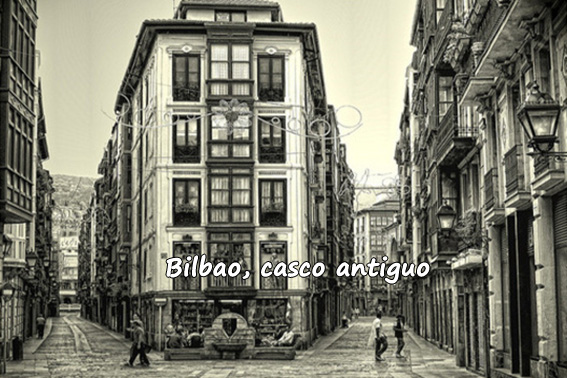 La historia se centra en Bilbao. La mirada de la ausencia. Roca Editorial. Blog Negro sobre Blanco. Loreto