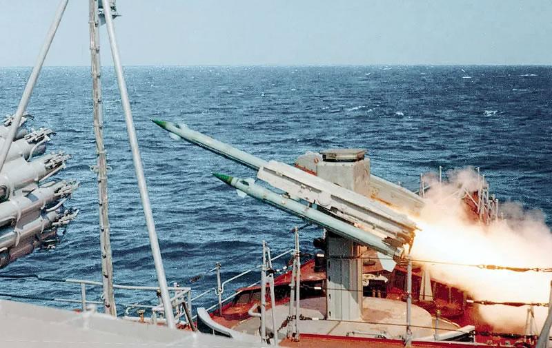 Протиповітряна оборона кораблів (катерів)