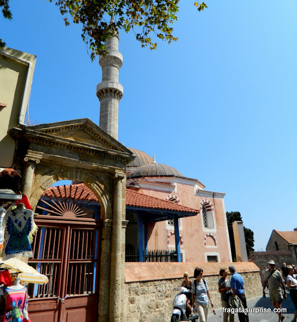Biblioteca Muçulmana de Rodes, Grécia