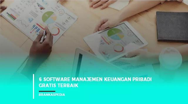 Software Manajemen Keuangan Pribadi