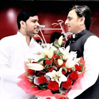 शैलेश कुमार शैलू समाजवादी युवजन सभा से प्रदेश प्रवक्ता नियुक्त