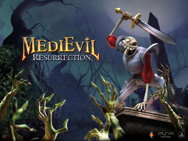 MediEvil Remake Screenshots Compare new game for the original PS1