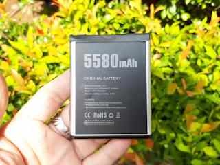 Baterai Doogee S60 S60 Lite Original 100% 5580mAh