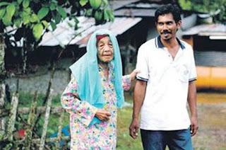 Doyan Nikah hingga 23 Kali, Nenek Berusia 109 Ini Punya Trik Khusus Memuaskan Suami Brondongnya yang Berusia 33 Tahun di Ranjang