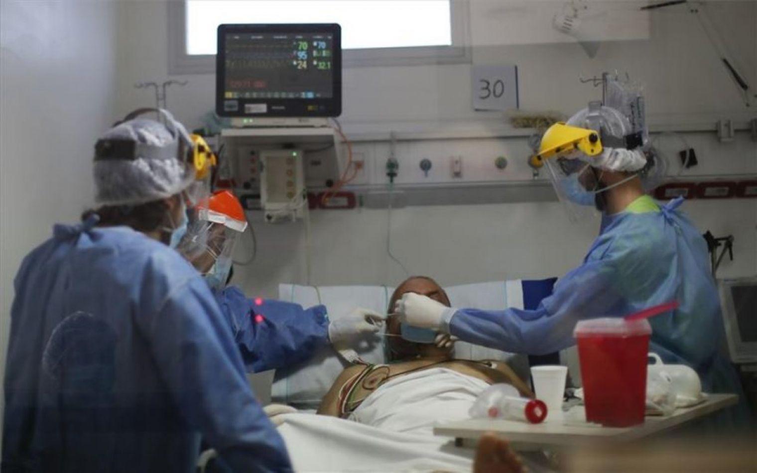 Coronavirus en Argentina: Otras 126 personas murieron y 6.401 fueron diagnosticadas con COVID-19 en el país