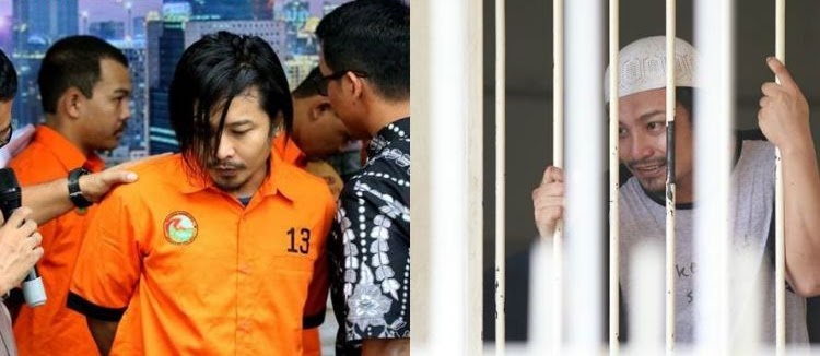 Zul Zivilia Jadi Lebih Rajin Beribadah di Penjara